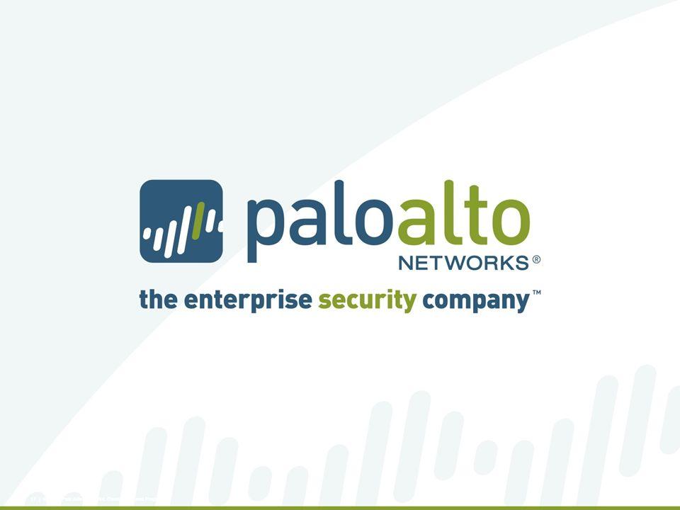 17 | © 2015, Palo Alto Networks. Confidential and Proprietary.