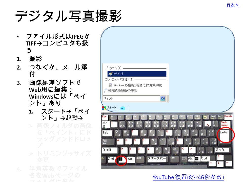 ペイント 保存 ファイル 別名保存 保存場所 デスクトップ 自分のフォルダ zu のフォルダ ファイル種類 すべてにして 拡張子 jpg ! bmp ではない 動画等様々な「作り方」は ArtNavi の「インターネットプレゼンテーション 入門」をインターネットプレゼンテーション 入門 目次へ