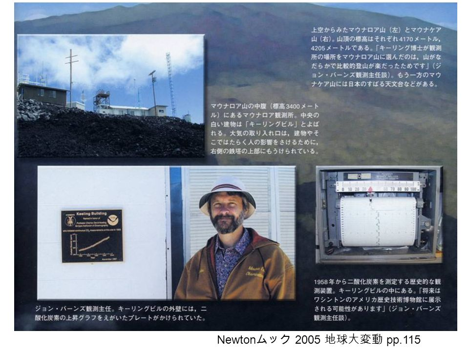 Newton ムック 2005 地球大変動 pp.115