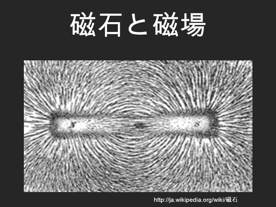 磁石と磁場 http://ja.wikipedia.org/wiki/ 磁石