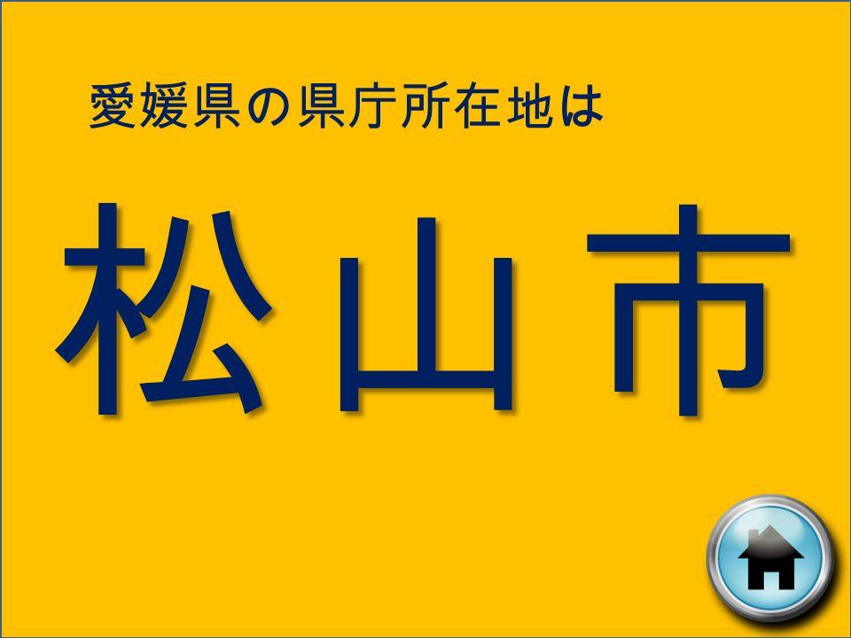 の 県庁 所在地 愛媛